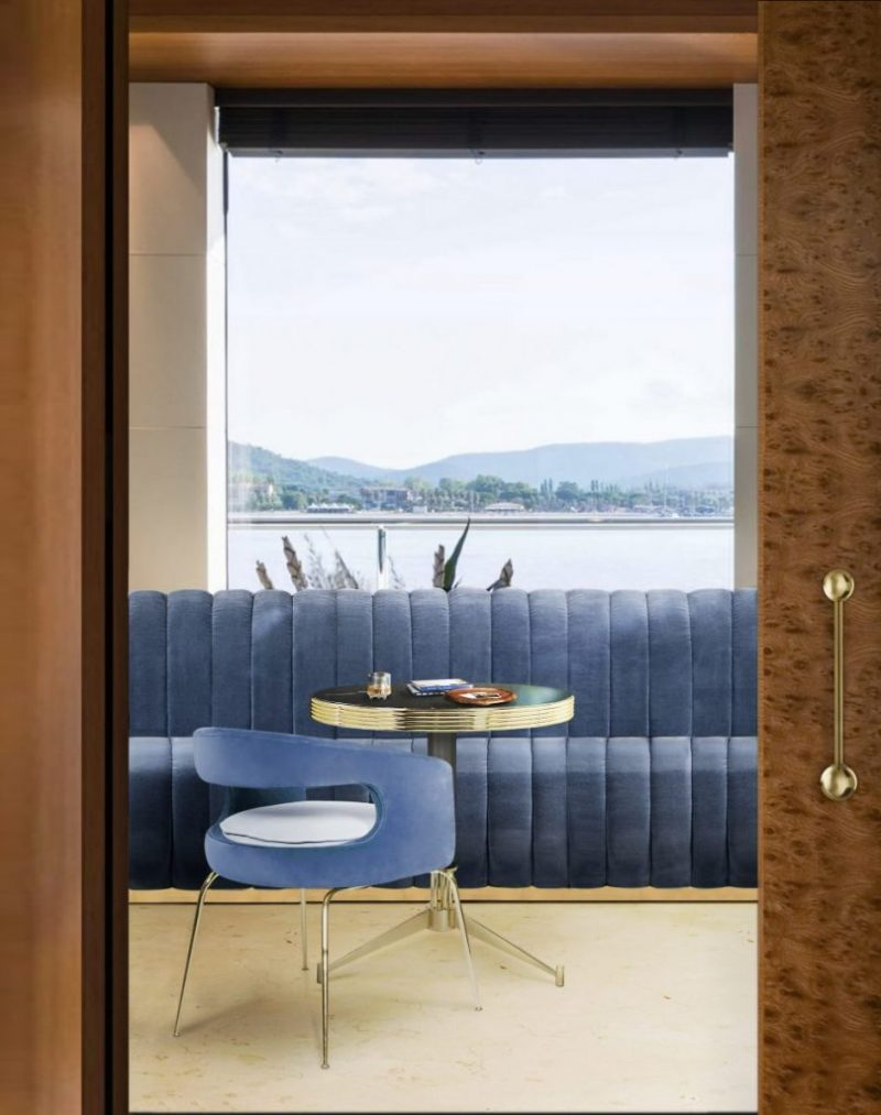 Pantone's Color Of Year 2020 Inspires Luxury Yachts' Ambiances
