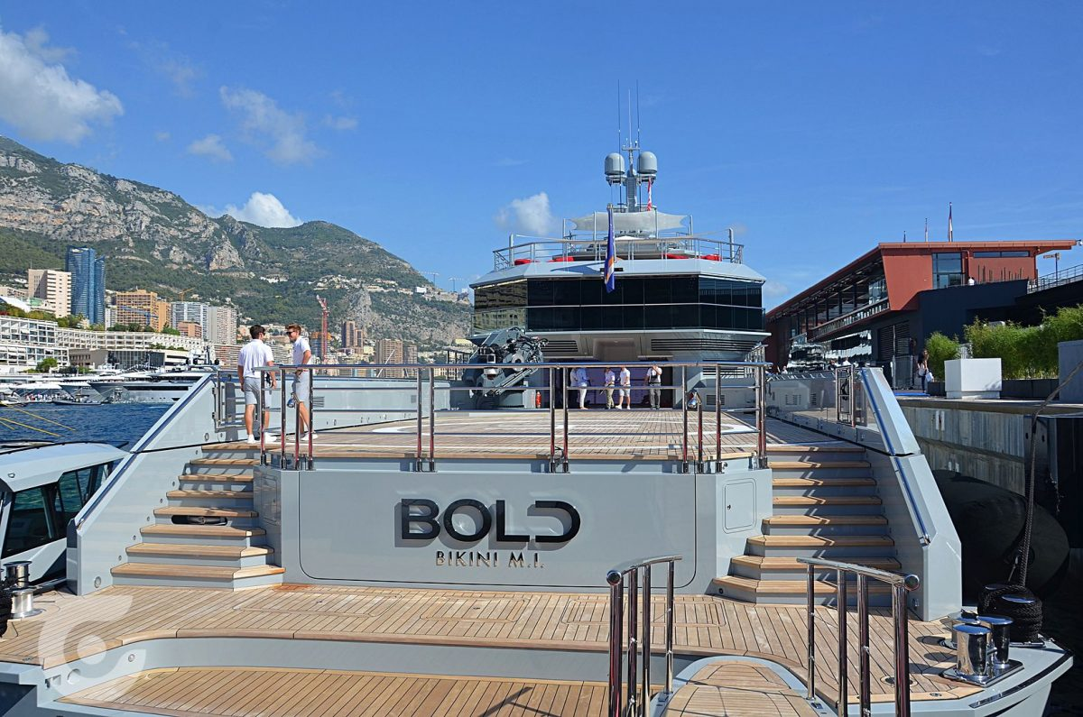 bold superyacht BOLD Superyacht Will Debut At Miami Yacht Show 2020 BOLD Superyacht Will Debut At Miami Yacht Show 20204 scaled
