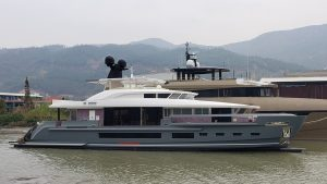 Heysea Yachts Launches Their First 115 Superyacht