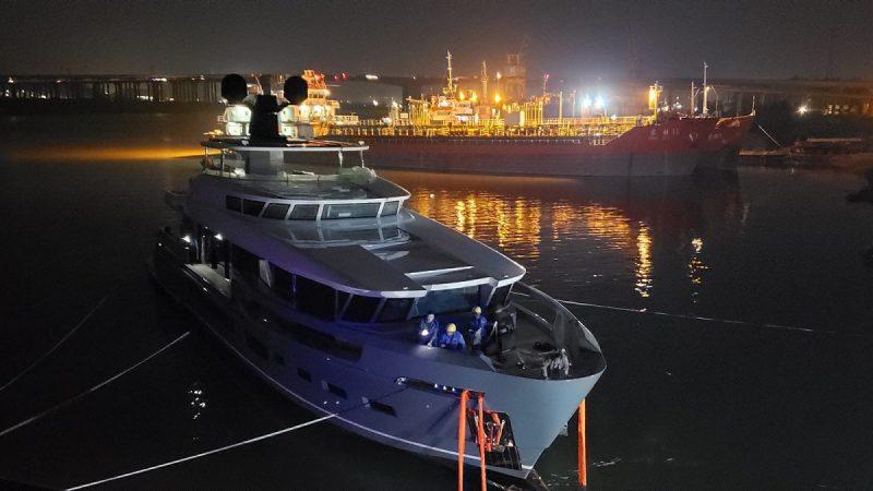 heysea yachts Heysea Yachts Launches Their First 115 Superyacht Heysea Yachts Launches Their First 115 Superyacht scaled e1578400525234