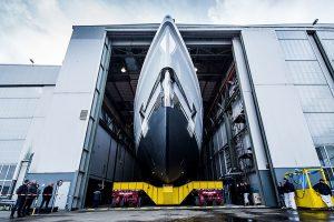 Meet The Awaited Superyacht, Amels 206