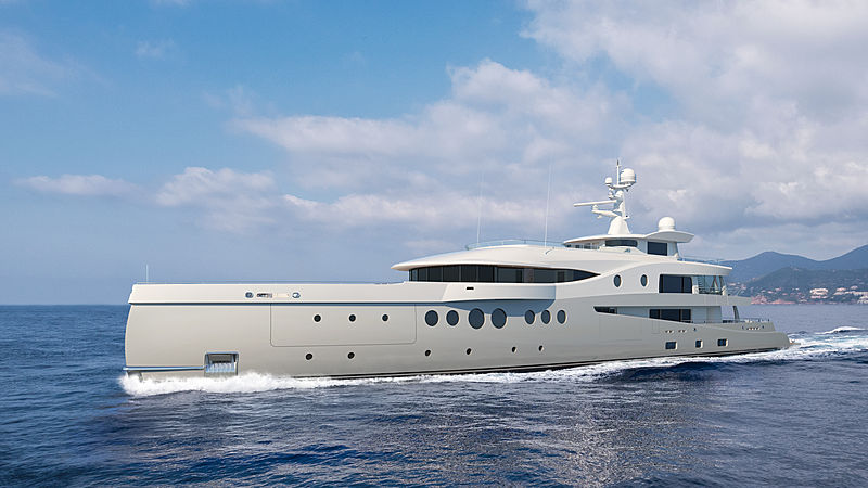 amels 206 Meet The Awaited Superyacht, Amels 206 Meet The Awaited Superyacht Amels 2064