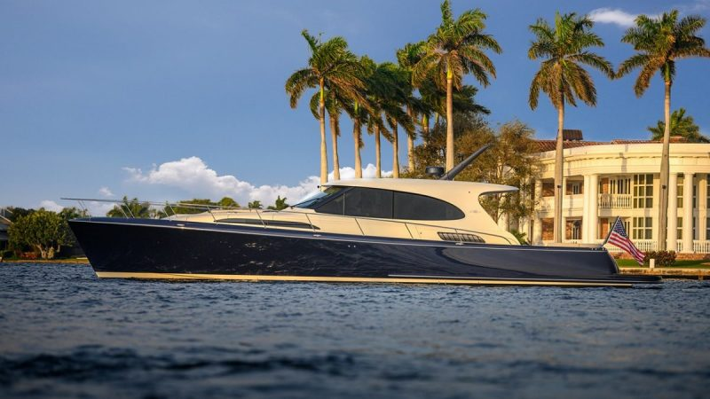 miami yacht show Palm Beach Motor Yachts Debuted GT60 At Miami Yacht Show Palm Beach Motor Yachts Debuted GT60 At Miami Yacht Show scaled e1582133114126