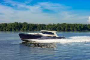 Palm Beach Motor Yachts Debuted GT60 At Miami Yacht Show